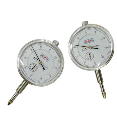 New 0.01mm Accuracy Measurement Instrument Dial Indicator Gauge Precision Tool