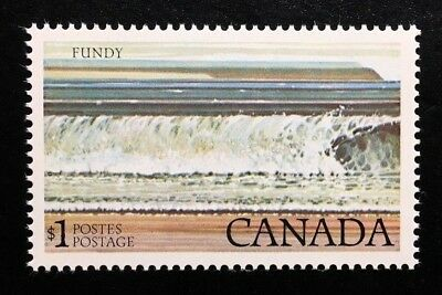 Canada #726a untagged MNH, Fundy National Park Definitive Stamp 1981