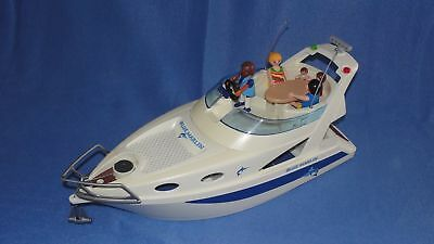 Playmobil Hochseeyacht 'Blue Marlin', Yacht, Boot, #459