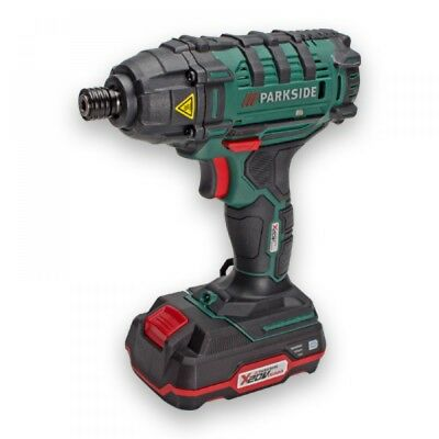 New cordless drill pabs 16 a2 lithium ion 16v battery - Batterie parkside 20v ...
