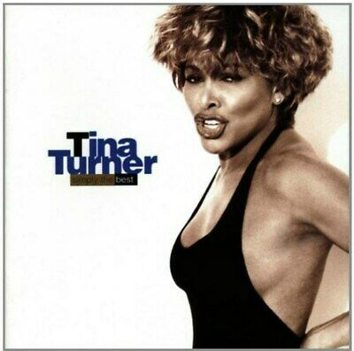 Simply The Best - Tina Turner (Album) [CD]