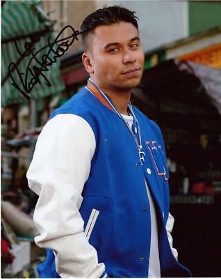 """Ricky Norwood - Colour 10""""x 8"""" Signed 'Eastenders' Photo - UACC RD223"""