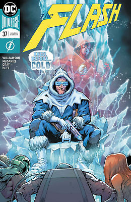 Dc The Flash #37 First Print