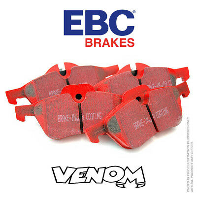 EBC RedStuff Rear Brake Pads Audi A6 Quattro C5/4B 2.7 Twin Turbo 4 Pad DP3680C