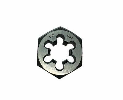 "Rdgtools Large 2"" Bsp Die Nut / British Standard Pipe Engineering Tools"