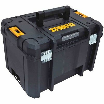Dewalt DWST1-71195 T-Stak Deep Tool Storage Box 23 Litres Without Tote Tray