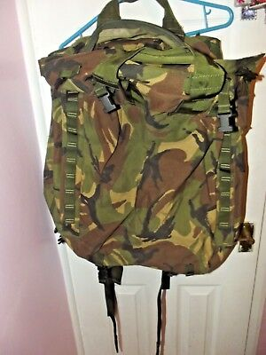Genuine British Army 100 Litre Bergen Rucksack Short Convoluted Dmp Irr Camo