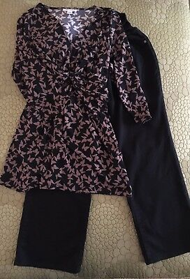 Destination Maternity Dress/Business Casual Outfit - EUC