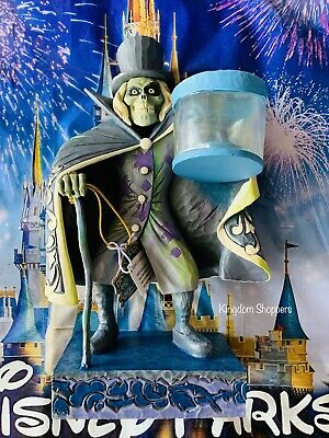 Disney Traditions JIM SHORE HAUNTED MANSION HATBOX GHOST Figure Brand New
