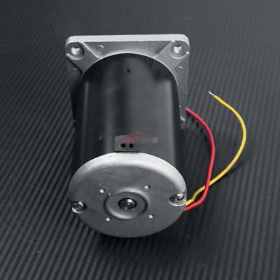 DC 24V Electric Gear Motor Low Speed Gearmotor 75ZY24-1900 For Automatic Door