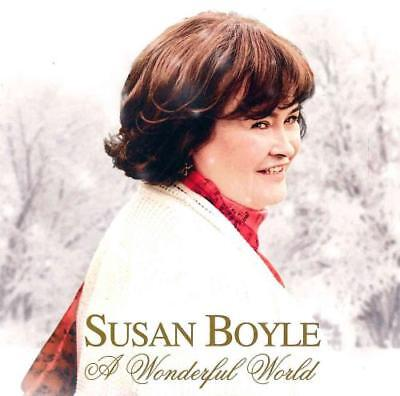Susan Boyle (Vocals) - A Wonderful World * New Cd