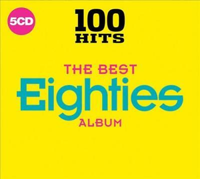 Various Artists - 100 Hits: The Best Eighties Album New Cd