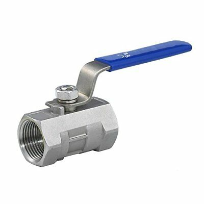 "HFS 1/4"" NPT Ball Valve - Stainless Steel 304"