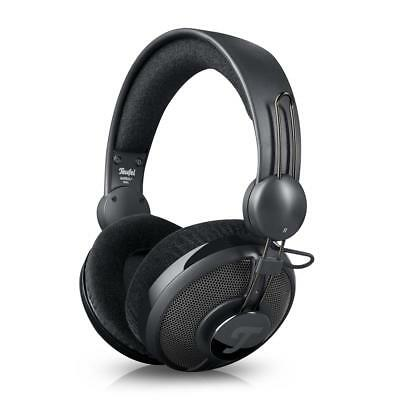 Teufel Kopfhörer Aureol Real Black Edition offen over-ear Stereo hifi headphone