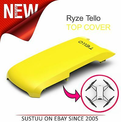 DJI Ryze Tello Snap on Top Cover for Drone Quadcopter Yellow CP.PT.00000225.01