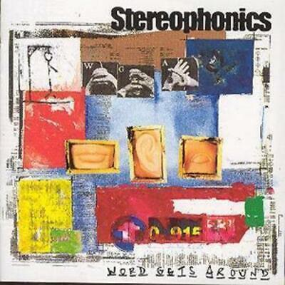 Stereophonics : Word Gets Around CD (2000) Highly Rated eBay Seller Great Prices
