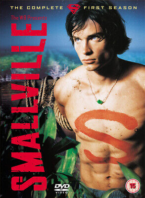 Smallville: The Complete First Season DVD (2003) Tom Welling