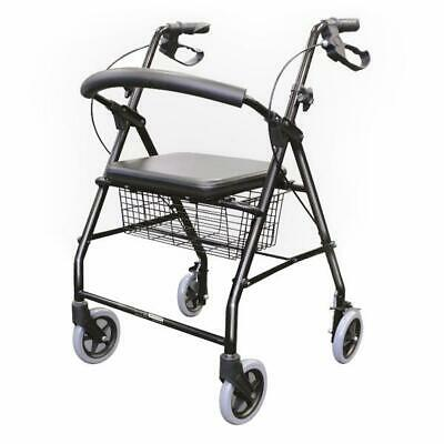 Standard Wheeled Walker - Great Quality Rollator at Budget Price