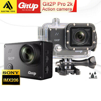 Gitup Git2P Pro WiFi 2K 1080P 60fps FHD Action Camera Sports Camcorder ExpressPo