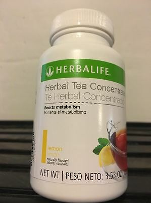 Herbalife Large 3.53oz Herbal Tea Concentrate - Lemon