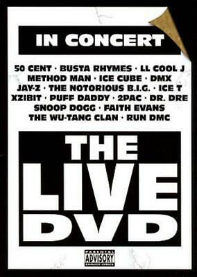 In Concert: The Live Dvd New Dvd