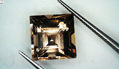 1x Morganit - Carree facettiert 2,74ct. 8,0x8,0x6,2mm (1436H)