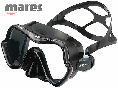 Scubapro New Spectra Mirror Diving Mask ~ Free Shipping