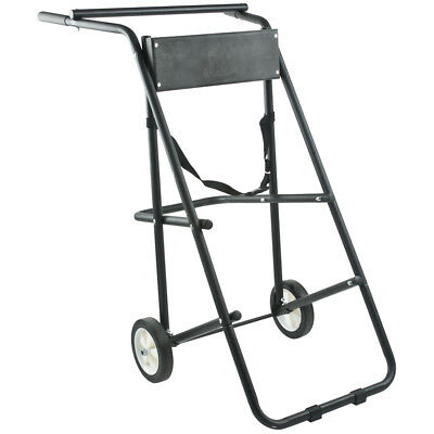 Outboard Boat Motor Stand Cart With Handle 30hp 115lb Capacity