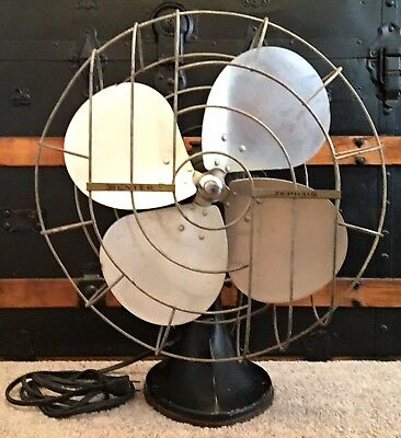 "Hunter Zephair 18"" Four Blade Oscillating Fan Hunter Fan & Ventilating Company"