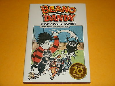 The Beano & The Dandy 'Crazy About Creatures' 70th Anniversary Collection