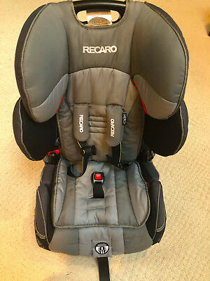 Recaro Baby Seat (Gray) in Very Clean Condition (No Stain no nothing)