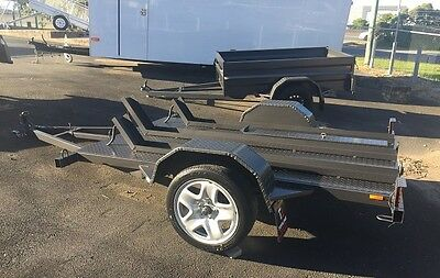 SALE on all MOTORBIKE TRAILERS - Get in Quick Before they all sell out!!!
