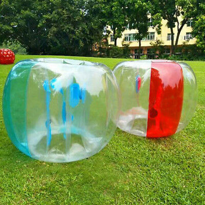 Inflatable Bubble Environmentally Friendly PVC Funny Body Zorb Ball Kids 120cm