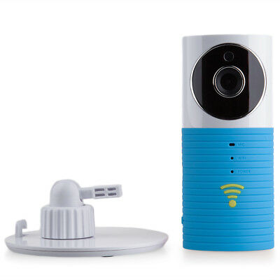 Baby Monitor WiFi Wireless IP Camera Night Vision Two-way Audio Motion Detection