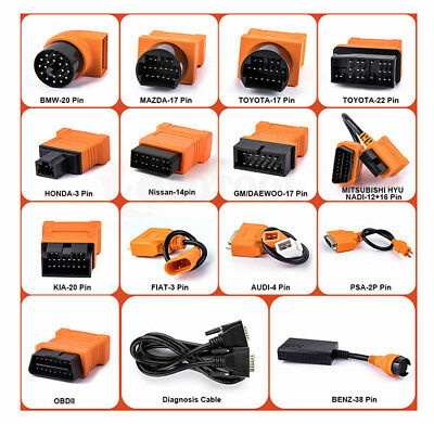 Foxwell OBD2 transfer interface 16Pin OBD2 Car Diagnostic Adapter Auto Connector