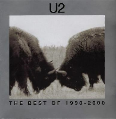U2 the best of 1990-2000 & B-sides (2X CD compilation) CIDTU213 pop rock 2002