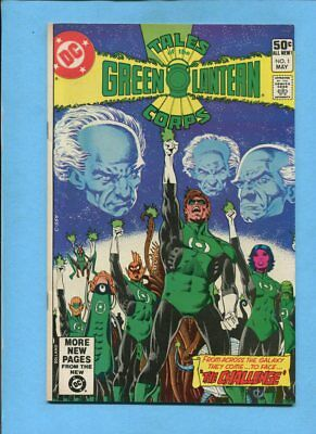 Tales of the Green Lantern Corps #1 DC Comics May 1981