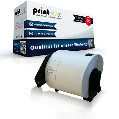 Alternative Etiketten Rolle für Brother DK-11202 Endlos Label-Office Plus Serie