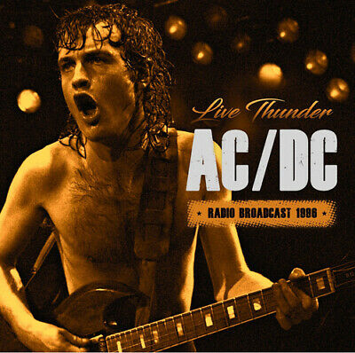 AC/DC : Live Thunder CD (2017) ***NEW***