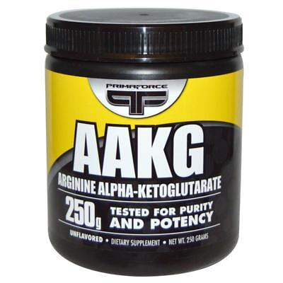 Pure AAKG, Arginine Alpha-Ketoglutarate, No Fillers, 250g