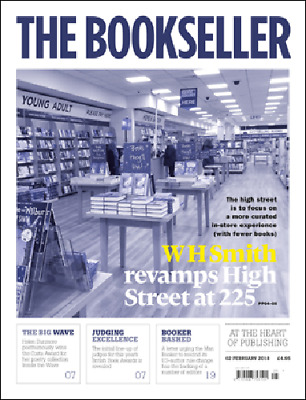 The Bookseller (2nd February 2018)