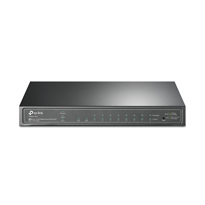 TP-LINK T1500G-10PS (TL-SG2210P) 8x Port Gigabit Switch Smart Managed PoE 2xSFP