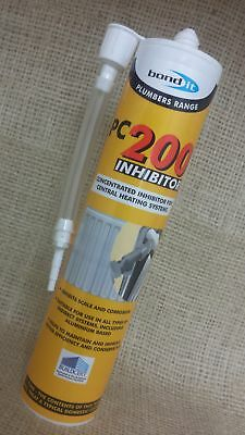 Bond It Pc200 Inhibitor Central Heating Radiators Ptotect From Scale Corrosion
