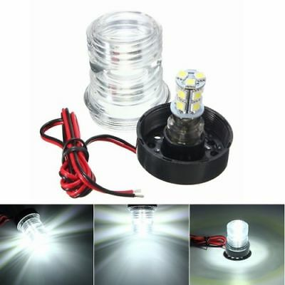 360 Degree Boat Yacht Stern Anchor Navigation Light Marine All Round White GB