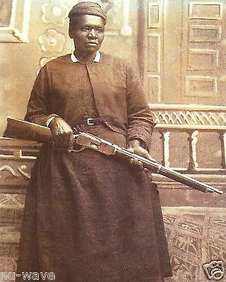 1895 Photo Mary Fields-first African-American Woman Employed as a Mail Carrier