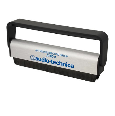 Audio Technica AT6011 Anti-Static Record Cleaning Brush