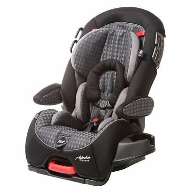 Safety 1st Alpha Elite 65 Convertible 3-in-1 Baby Toddler Car Seat (Open Box)