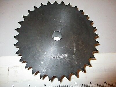 "40B32 x 5/8"" Plain Bore Sprocket"