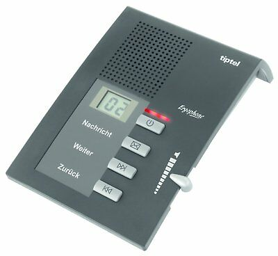 Tiptel Ergophone 307 answering machine - digital