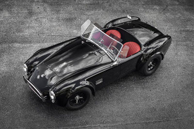 "1965 Shelby MKIII Cobra  1965 Superformance Mark III, Wide Body, 450 HP, Tremec 5Spd Trans,15"" Blk Wheels"